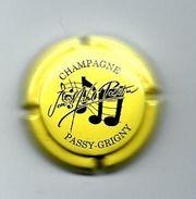 193 CH -  CHAMPAGNE PASSY-GRIGNY  Jean Michel Pelletier (Jaune) - Champagne