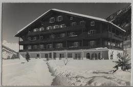 Chalet Engelmatt, Reckingen Im Winter En Hiver - VS Valais