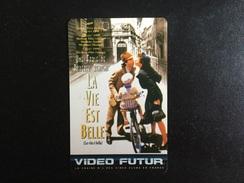CARTE COLLECTOR VIDEO FUTUR N°62 - Collectors