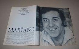 Article De Presse 1970 Sur Luis Mariano Sur 8 Pages - Célébrités