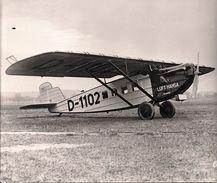 Aviation - Avion Dornier Merkur - Aviation Commerciale