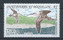 SAINT PIERRE ET MIQUELON 1996 . Poste Aérienne N° 75 . Neuf ** (MNH) - Neufs