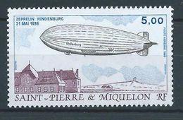SAINT PIERRE ET MIQUELON 1988 . Poste Aérienne N° 66 . Neuf ** (MNH) - Neufs