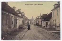 Indre - Bélâbre - Rue Nationale - France