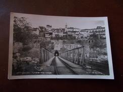 B671 Tirnovo Cm14x9 Residui Carta Al Retro - Bulgaria