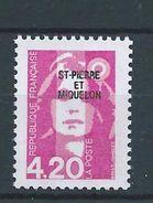 SAINT PIERRE ET MIQUELON 1993 . N° 572 .  Neuf ** (MNH) - St.Pierre & Miquelon