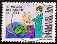 Denmark  1984 The Jewish Community / Die Jüdische Gemeinde / La Communauté Juive MiNr.818  ( O) ( Lot C 3316) - Usati