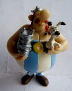 FIGURINE ASTERIX PLASTOY 2006 OBELIX Moyenne Taille TBE - Asterix & Obelix
