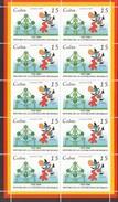 CUBA 4135,unused Sheet - Cuba