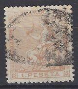 Antillas U 24 (o) Alegoria. 1871 - Cuba (1874-1898)
