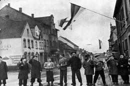 WW2  - Réintégration De La Sarre à L'Allemagne Le 1er Janvier 1957 - 1939-45