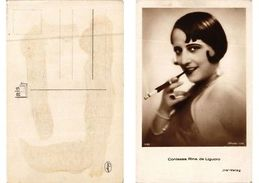 CPA Contessa Rina De Liguoro Iris-Verlag 5192 FILM STAR (594532) - Actors