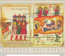 Armenia MNH** 2006 Mi Block23 Armenian Traditional Handicraft, Block - Armenia
