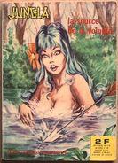 JUNGLA N° 14 : La Source De La Volupté (dessin De Stelio FENZO),  Elvifrance, Août 1971 - Erotiek (Volwassenen)
