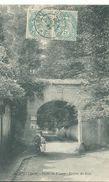 """92  Meudon   Porte Fleury Entt""""e Du Bois Animée - Meudon"""