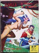 JUNGLA N° 5 : Le Repaire De La Pieuvre (dessin De Stelio FENZO),  Elvifrance, Octobre 1970 - Erotiek (Volwassenen)