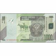TWN - CONGO DEM. REP. 101b - 1000 1.000 Francs 30.6.2013 Q-K UNC - Congo