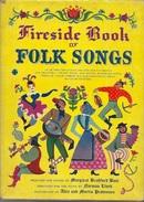 USA. Fireside Book Of Folk Songs 1947 Margaret Bradford Boni, Arranged Norman Lloyd, Illustrated A Et M Probensen - Livres, BD, Revues