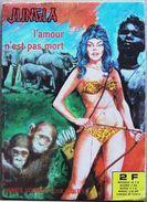 JUNGLA N° 20 : L'amour N'est Pas La Mort (dessin De Stelio FENZO), Elvifrance, Février 1972 - Erotiek (Volwassenen)
