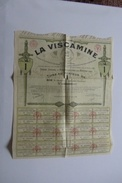 La Viscamine 100 F Pontcharra Sur Breda Isère - Unclassified