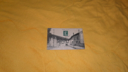 CARTE POSTALE ANCIENNE CIRCULEE DATE ?. / MARBACHE.- LE FAUBOURG. ANIMEE. / CACHET + TIMBRE. - Other Municipalities