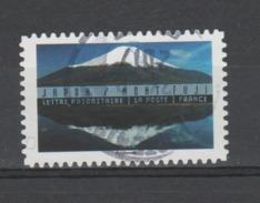 """FRANCE / 2017 / Y&T N° AA 1366 : """"Reflets Du Monde"""" (Mont Fuji - Japon) - Oblitération 2017. SUPERBE ! - Frankreich"""