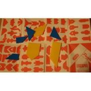 PUZZLE LESGESPIEL, PUSSY (7 Pièces Plastiques) - Puzzles