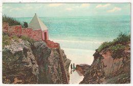BERMUDA - A Secluded Cove On The Island - Bermudes