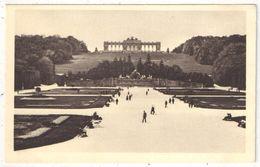 WIEN - Schönbrunn, Park - Blumengarten - Château De Schönbrunn