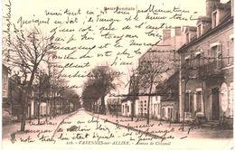 Varennes Sur Allier Avenue De Chazeuil - Correspondance Militaire - Francia