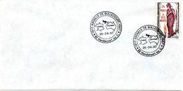 HENDECOURT LEZ CAGNICOURT(PAS DE CALAIS):PREMIERE GUERRE MONDIALE Obl Temp 1987 BATAILLE DE BULLECOURT 1917 AUSTRALIENS - Guerre Mondiale (Première)