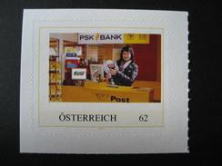 Personalisierte Marke Postfrisch, Selbstklebend - Österreich