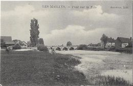LES MAILLYS Pont Sur La Tille - France