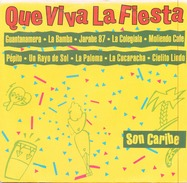 45 TOURS SON CARIBE CARRERE 14354 QUE VIVA LA FIESTA / VIVA MARIA - Instrumental