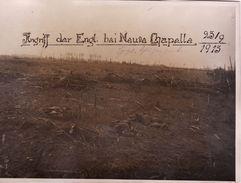 Photo Septembre 1915 NEUVE-CHAPELLE (près La Bassée) - Le Champ De Bataille, Cadavres (A183, Ww1, Wk 1) - Frankrijk