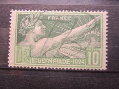 VEND BEAU TIMBRE DE FRANCE N° 183 , XX !!!! - France