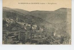 SAINT GERMAIN DE CALBERTE - Vue Générale - Autres Communes