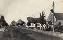 Carte Postale Ath Chapelle De Fatima Et Chaussée De Mons - Ath