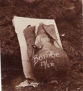 Photo Novembre 1915 Flieger Bombe (A183, Ww1, Wk 1) - Guerre 1914-18