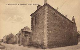 Carte Postale Auvelais Ancienne Cure Vue D'ensemble - Sambreville
