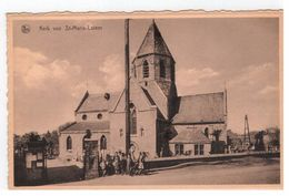 St-Maria-Latem: Kerk - Zwalm
