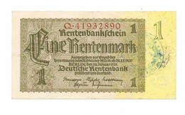 1  Mark 1 Biljets Cachet Moresnet - 1 Mark