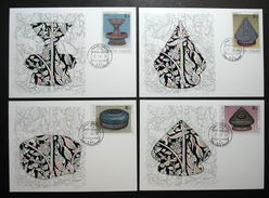 Thailand Maximum Cards 1990 Thai Heritage Conservation 3rd Series - Thailand