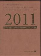 BRD MiNr 2835-2899, Gestempelt, In Jahressammlung Der Dt. Post 19/2011 - Gebruikt