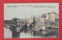 Ferté Sous Jouarre   / Pont Détruit Par Le Génie Français - La Ferte Sous Jouarre