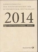 BRD MiNr 3047-3121, Gestempelt, In Jahressammlung Der Dt. Post 22/2014 - Gebruikt