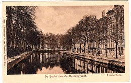 Amsterdam 3 Postcards - Amsterdam