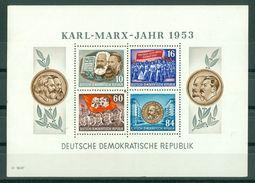 DEUTSCHE POST - Blocs N° 3** Dentelé  MNH LUXE FRAICHEUR POSTALE Scan Du Verso - [6] Oost-Duitsland
