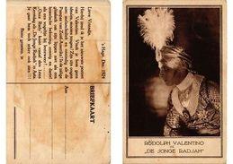 CPA Rudolph Valentino FILM STAR (594282) - Acteurs