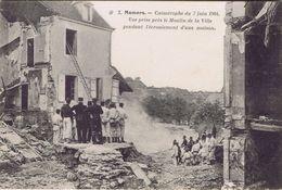 72 - Mamers (Sarthe) - Catastrophe Du 7 Juin 1904 - Vue Prise Près Du Moulin De La Ville - Mamers